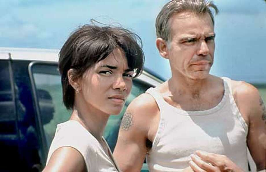 Halle Berry and Billy Bob Thorton in Monster's Ball. Photo: HANDOUT