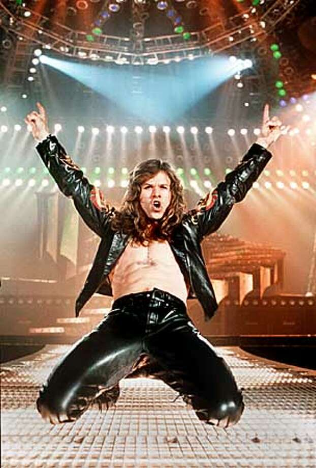 """Mark Wahlberg in Warner Bros. Pictures' and Bel-Air Entertainment's """"Rock Star,"""" also starring Jennifer Anistion. Photo: HANDOUT"""