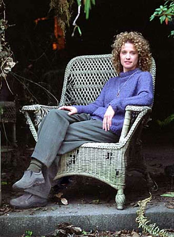 "NANCY TRAVIS stars in STEPHEN KING'S ROSE RED,"" a chilling tale of Joyce Reardon (Nancy Travis), an obsessed psychology professor, who commissions a team of psychics and a gifted 15-year-old autistic girl to literally wake up a supposedly dormant haunted mansion: Rose Red, built in 1907 by Seattle oil magnate John P. Rimbauer. Their efforts unleash a myriad of spirits and uncover the horrifying secrets of the generations that have lived and died there. Among the large ensemble cast are two-time Tony Award-winner Judith Ivey, Kimberly J. Brown, Julian Sands and Matt Keeslar. The original, six-hour miniseries is set to air during the 2001-02 season on the ABC Television Network. Photographer: JIMMY MALECKI. HANDOUT. Photo: JIMMY MALECKI"