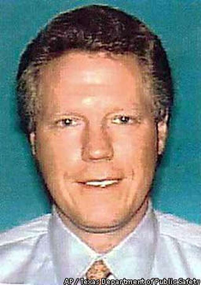 Cliff Baxter left Enron on a high note, months before scandal engulfed the company. Texas Department of Public Safety photo via Associated Press
