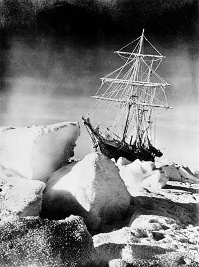 """""""The Endurance: Shackleton's Legendary Antarctic Expedition,"""" directed by George Butler. Photo: HO"""