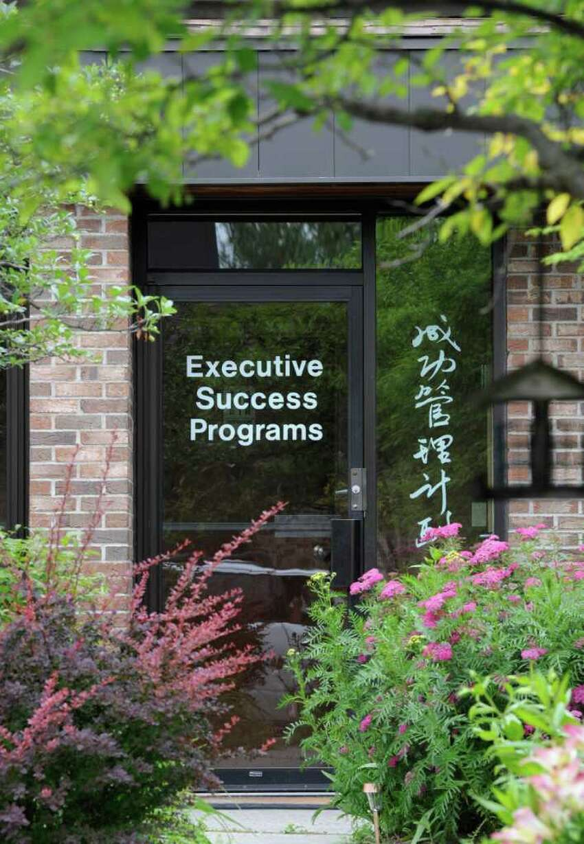 The offices of NXIVM in at 455 New Karner Road in Colonie, New York June 16, 2010. (Skip Dickstein/Times Union)