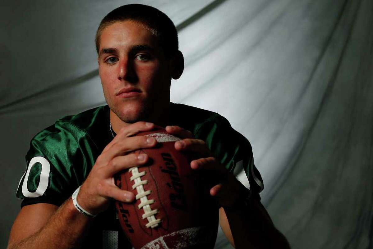 Reagan quarterback Trevor Knight is expected to commit to Oklahoma.