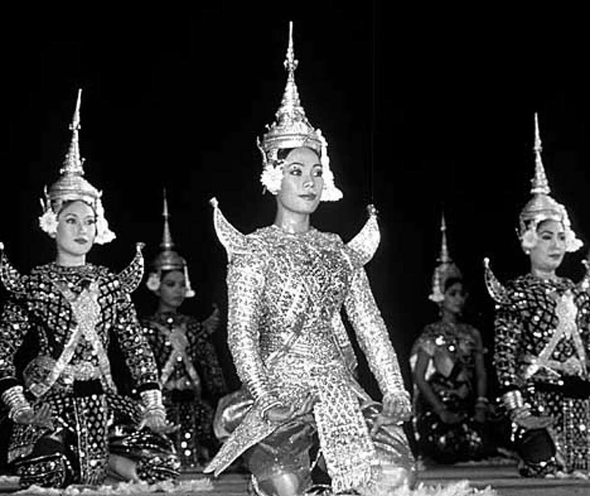 Dance, the Spirit of Cambodia.
