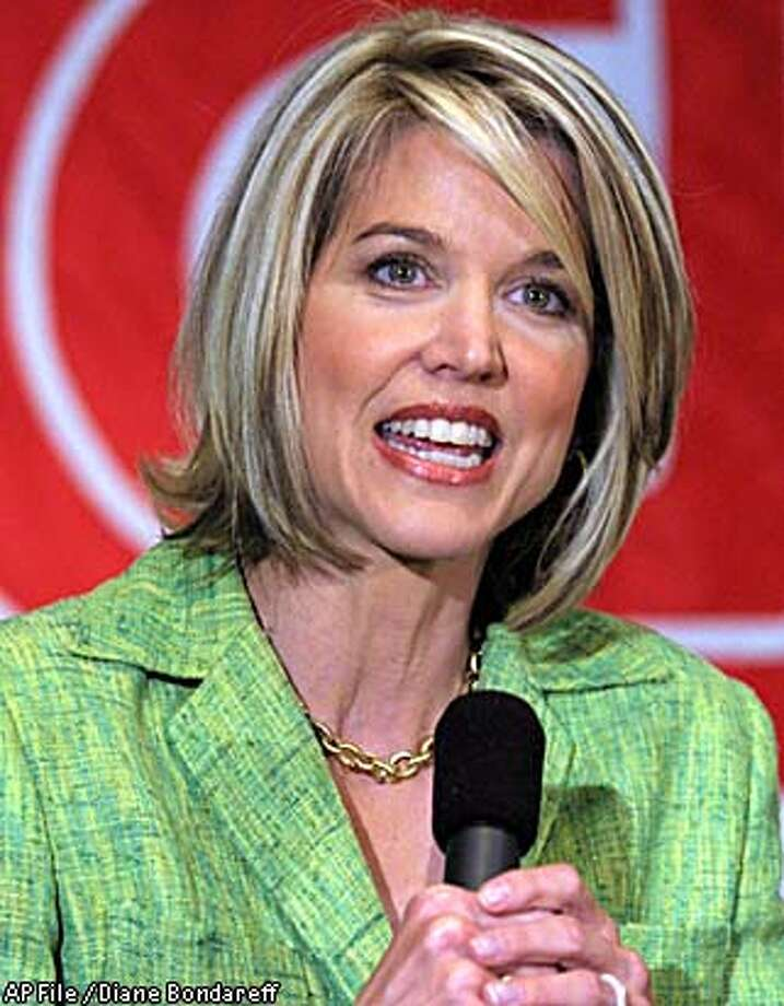 Paula Zahn: Formerly at Fox News, she went to CNN recently. Associated Press file photo by Diane Bondareff