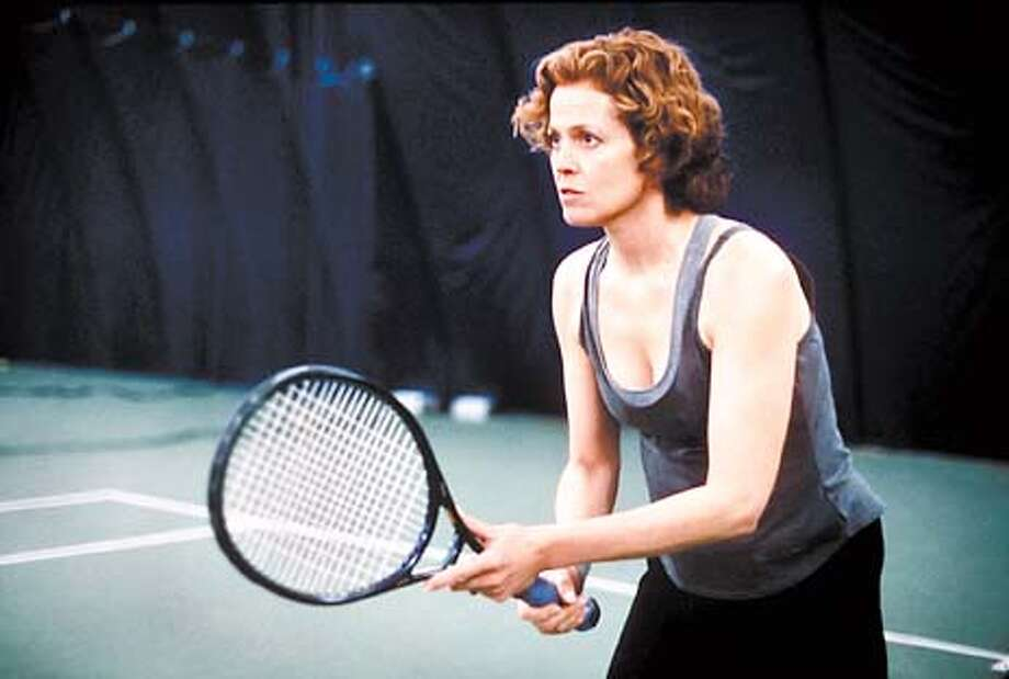 Sigourney Weaver as Eve in TADPOLE Photo: HANDOUT
