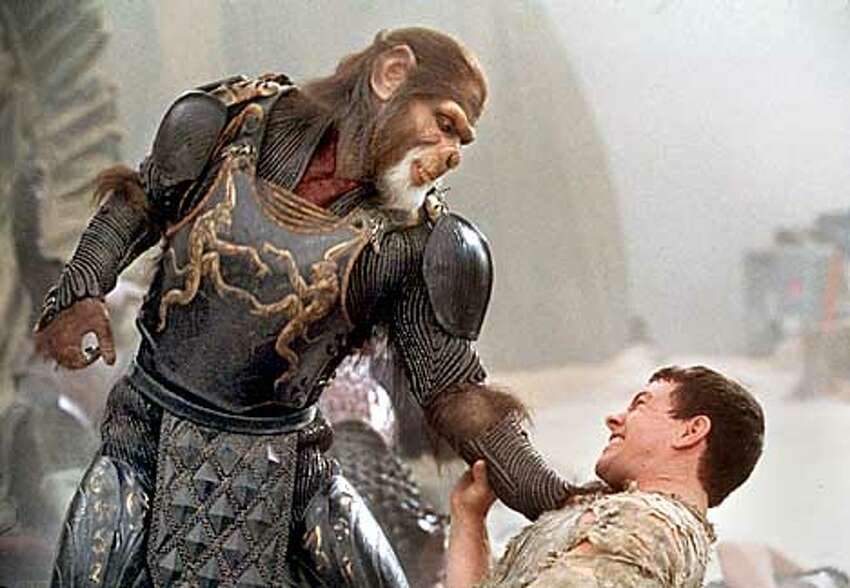 Remade as 'Planet of the Apes' in 2001.