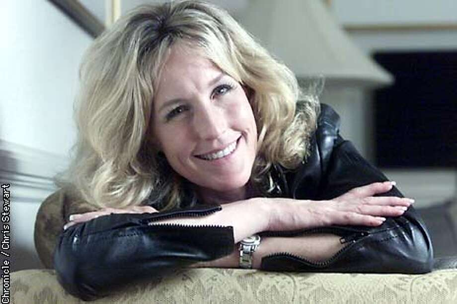 "Erin Brockovich, the woman upon whom the famous film is based, is now a motivational speaker in addition to being an environmental activist. She has written a new book titled, ""Take it from me: life's a struggle but you can win."" SAN FRANCISCO CHRONICLE PHOTO BY CHRIS STEWART Photo: CHRIS STEWART"
