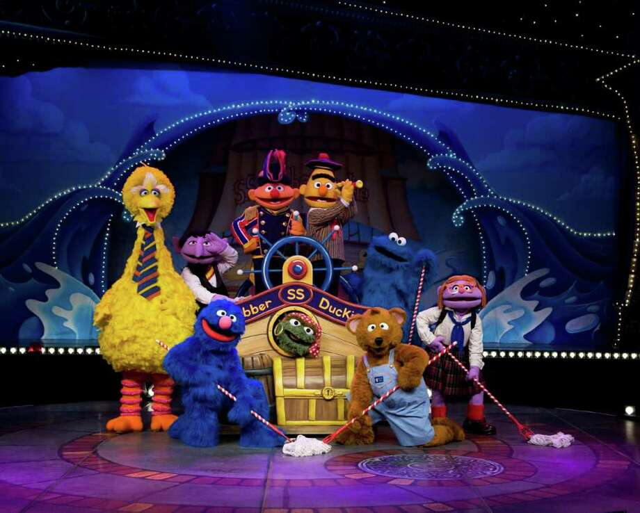 Use Your Imagination: Sesame Street Live: