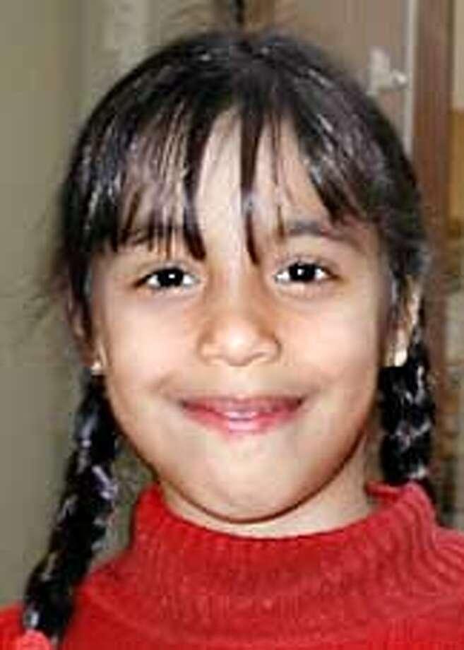 Noor Nijem, 7, second-grader, Sunset