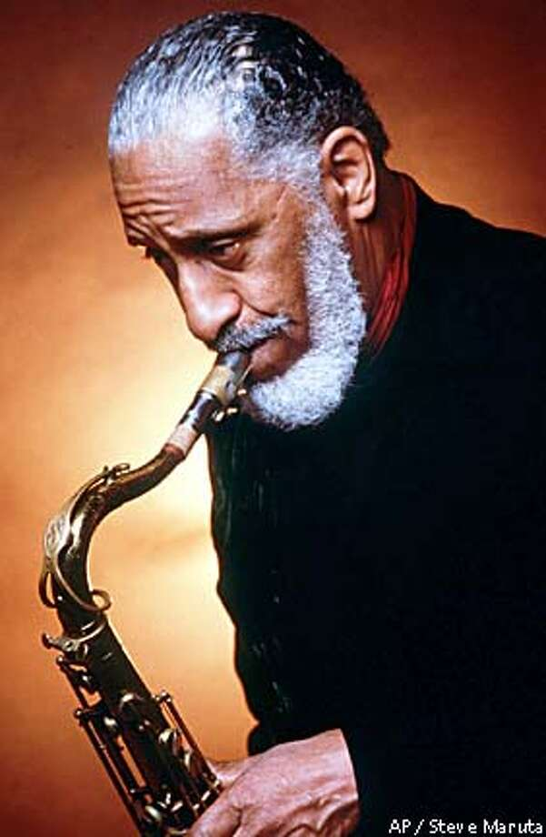 Sonny Rollins has recorded for more than half a century. Associated Press photo by Steve Maruta