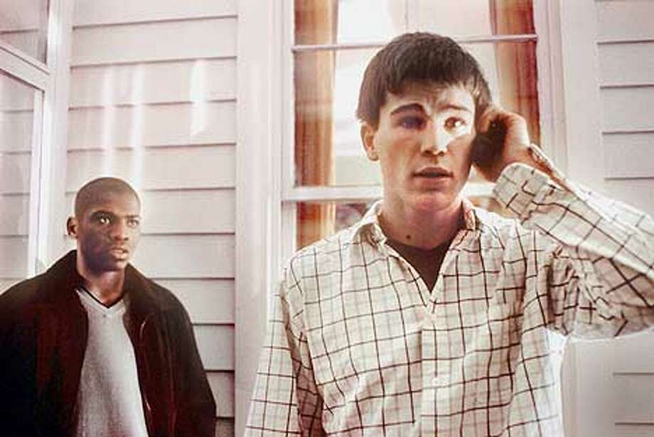 "MEKHI PHIFER AND JOSH HARTNETT IN THE FILM, ""O"" Photo: HANDOUT"