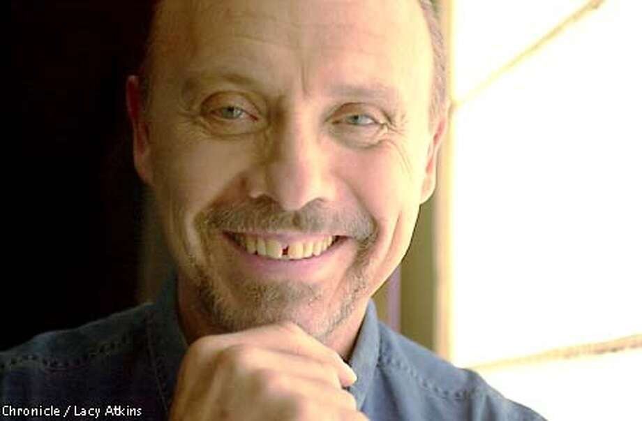 "Actor, Hector Elizondo is famous for his role in Chicago Hope"", is now in a new film called ""Tortilla Soup', poses as hw stays in the Prescott Hotel, Aug.9, 01, in San francisco.  Photo By Lacy Atkins/SanFrancisco Chronicle Photo: Lacy Atkins"