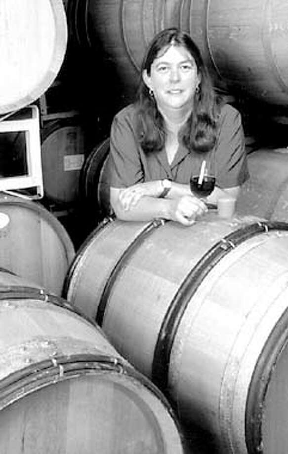MILA HANDLEY IS THE WINEMAKER AT HANDLEY CELLARS IN PHILO, MENDOCINO COUNTY. (THIS IS A HANDOUT PHOTO) Photo: HO