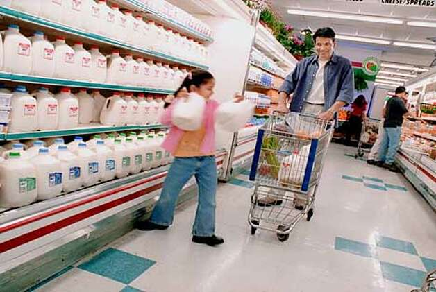 Undated handout photo of 'Got Milk' campaign for Spanish speakers. Photo: Handout