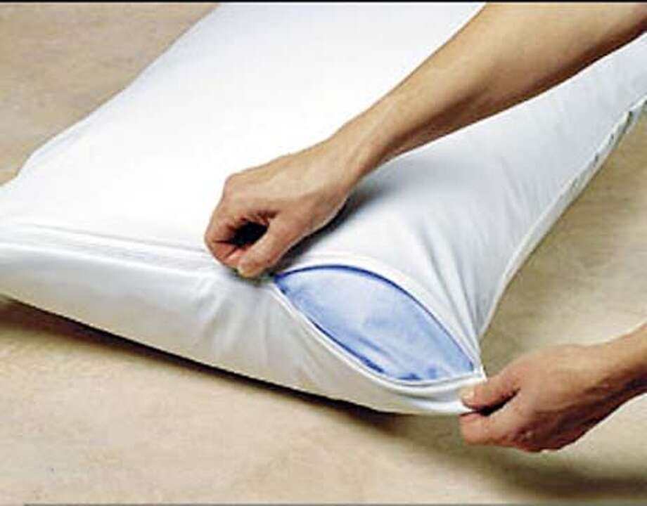 PILLOW ENCASING  (HANDOUT PHOTO) Photo: HANDOUT