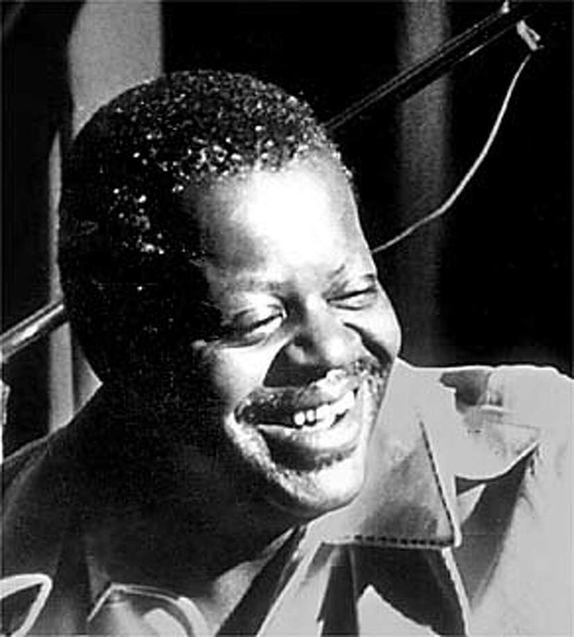 OSCAR PETERSON, PIANIST Photo: HO