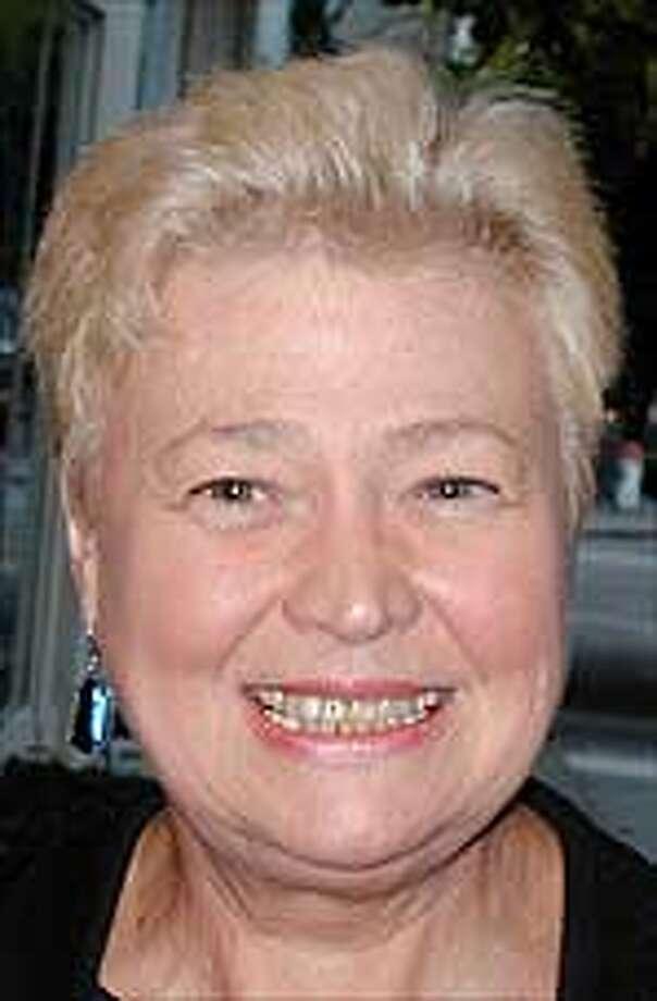 Joan McKenzie, 66, semiretired restaurant hostess, The Richmond.