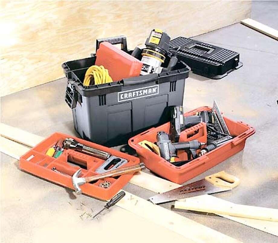 GTO toolbox  (HANDOUT PHOTO) Photo: HANDOUT