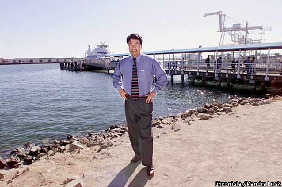 Tay Yoshitani, who has been the deputy executive director of the Port of Oakland for the past three years was recently promoted to the executive director of the Port. He will oversee the fourth largest port in the U.S. (KENDRA LUCK/SAN FRANCISCO CHRONICLE) Photo: KENDRA LUCK
