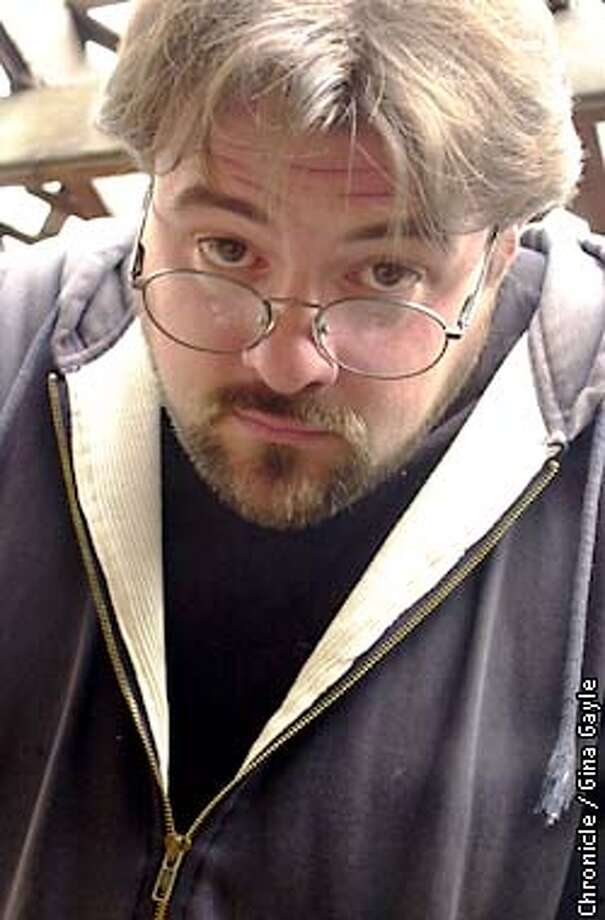 Independent Filmmaker Kevin Smith is known for his quirky work. Photo by Gina Gayle/The SF Chronicle. Photo: GINA GAYLE