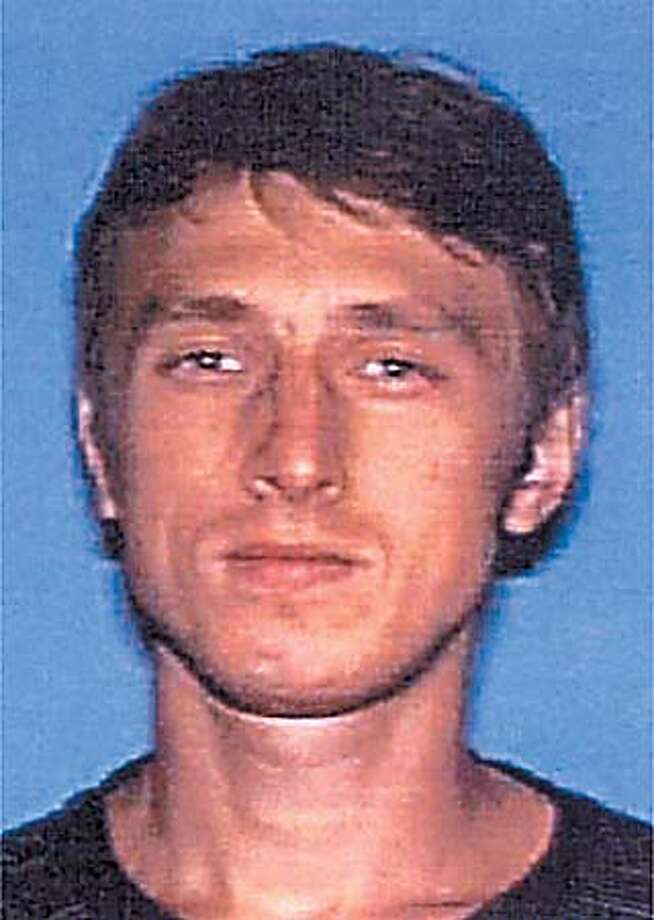 Sacramento County Sheriffs released August 21, 2001 this 'wanted' posted of murder suspect Nikolay Soltys, written with Russian cyrillic script. Police offered a $10,000 reward on Tuesday for information leading to the arrest of an unemployed Ukrainian immigrant suspected of stabbing his pregnant wife to death and murdering four other family members before disappearing with his 3 year old son. QUALITY FROM SOURCE REUTERS/HO Photo: HO