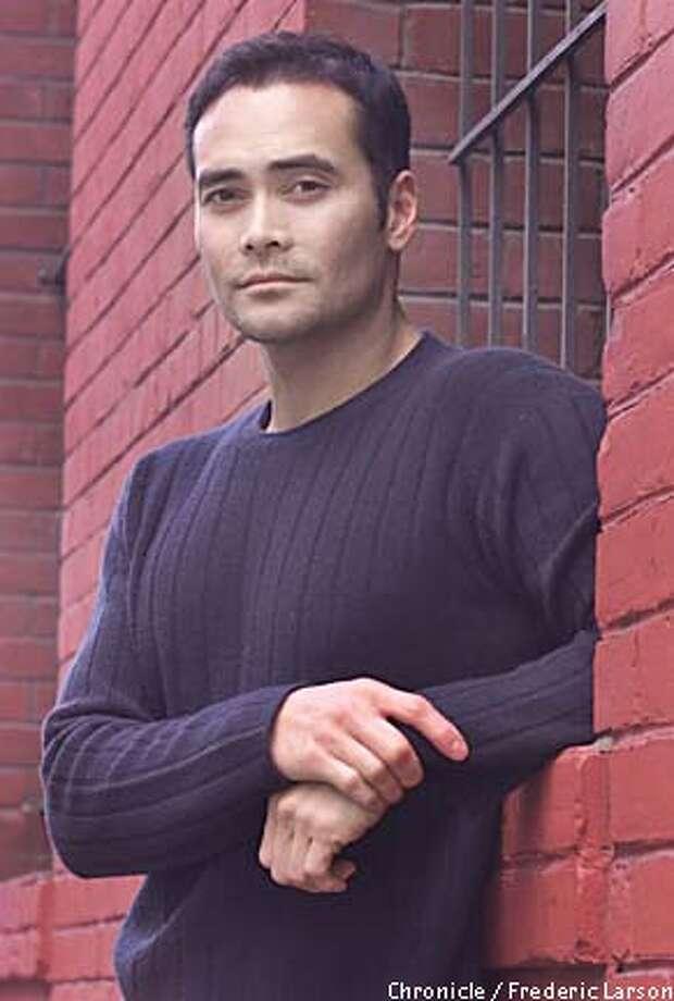 Martial-arts-expert-turned-actor Mark Dacascos: His first assignment in the movie business: making out with Joan Chen. Chronicle photo by Frederic Larson