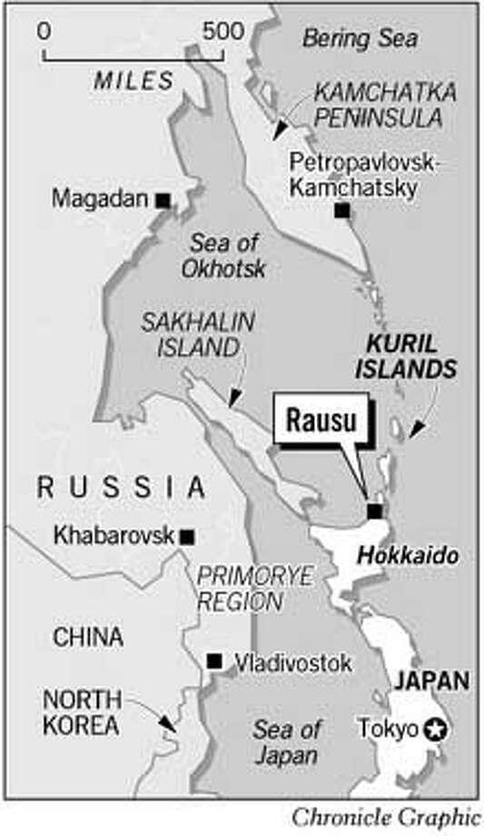 Rausu. Chronicle Graphic