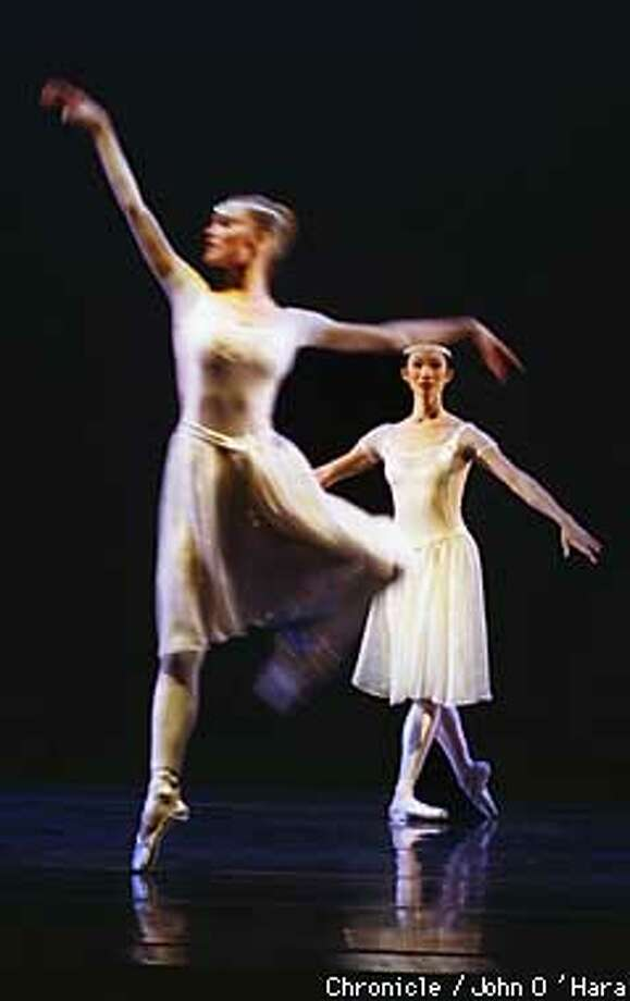"San Francisco, CA. Yerba Buena Center  Michael Smuin Ballet ""Sugar Rum Cherry""  Photo by....john O'Hara Photo: John O'Hara"