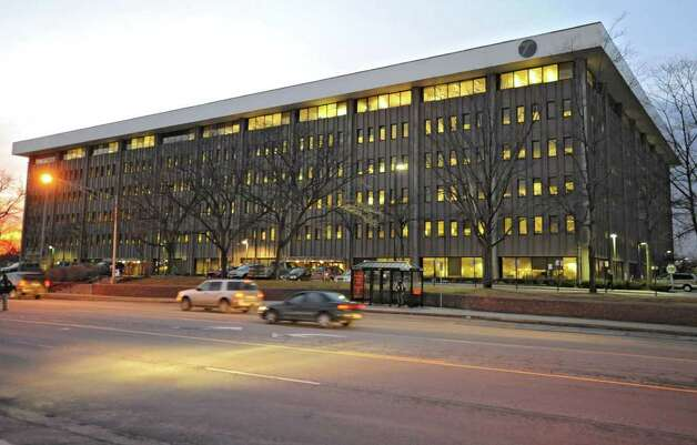 The Department of Transportation building at 50 Wolf Rd. on Tuesday, Jan. 31, 2012 in Albany, N.Y. The Department of Transportation will move the regional office that oversees its operations in the Capital Region from downtown Schenectady to its Wolf Road headquarters, according to a departmental communication.  (Lori Van Buren / Times Union) Photo: Lori Van Buren