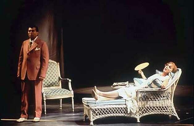 `Gatsby' Tries To Recapture Past Magic / Impressive Opera