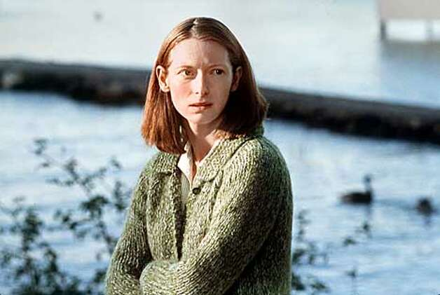 "Tilda Swinton in ""The Deep End"""