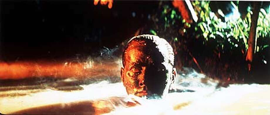 """In """"Apocalypse Now Redux,'' Martin Sheen plays Capt. Willard, a U.S. Army intelligence officer sent upriver to kill a crazed Green Beret colonel. Photo: HANDOUT"""
