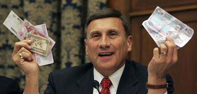 U.S. Rep. John Mica of Florida. Photo: Stephen Crowley, NYT