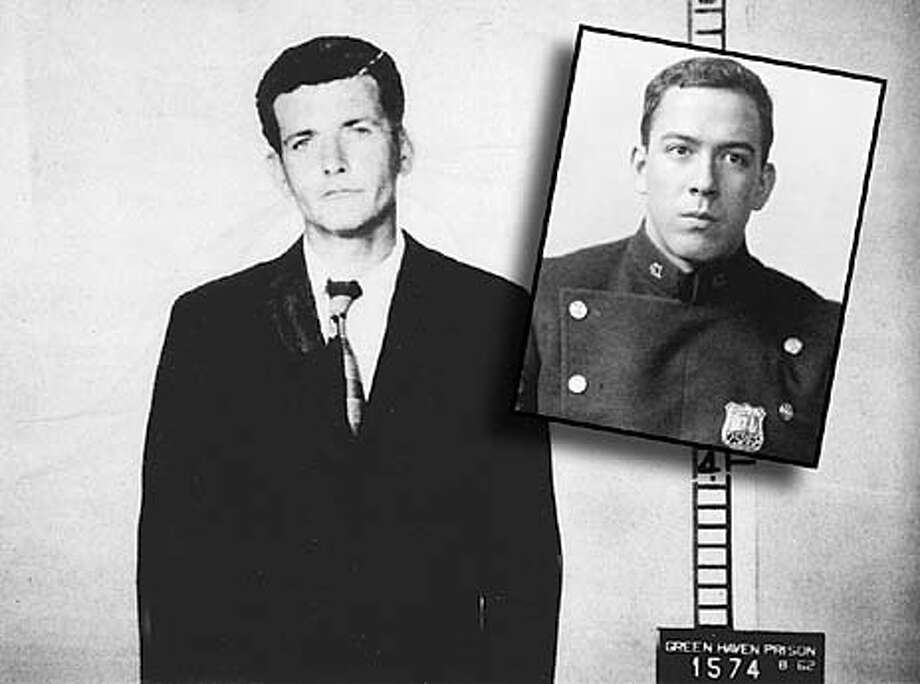 Killer Frankie Koehler as a young criminal; and detective Andy Rosenzweig as a young cop, circa 1968