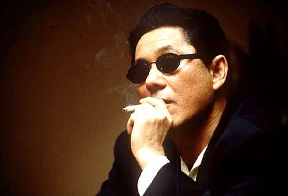 Takeshi Kitano Photo: HANDOUT