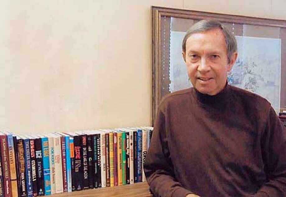 photo of William Babula.