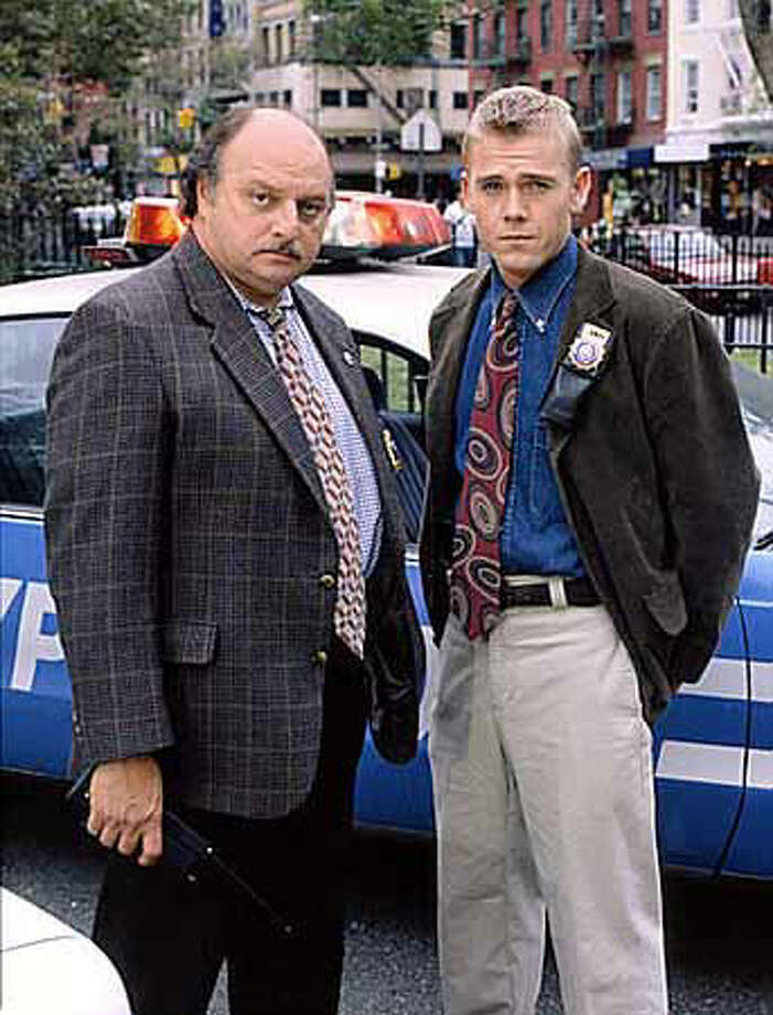 ABC's ``NYPD Blue'' stars Dennis Franz and Rick Schroder.