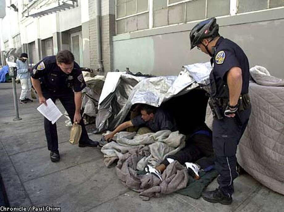 Ukraine Homeless Murders