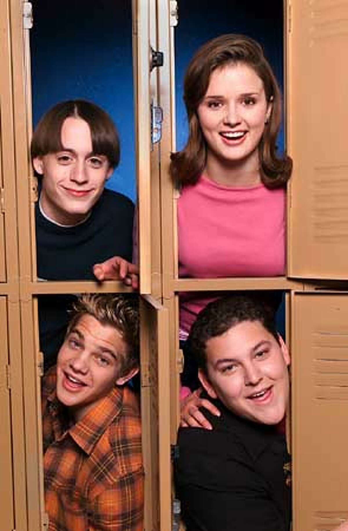 GO FISH -- NBC Series -- Pictured (clockwise, from top left): Kieran Culkin as Andy