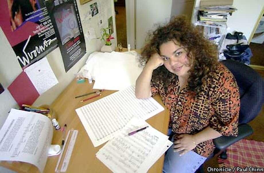 Carla Lucero wrote an opera based on lesbian serial killer Aileen Wuornos  who preyed on truck