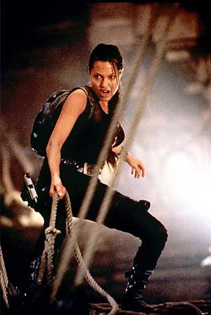 Digging Its Own Grave Bland Lara Croft Tomb Raider Never