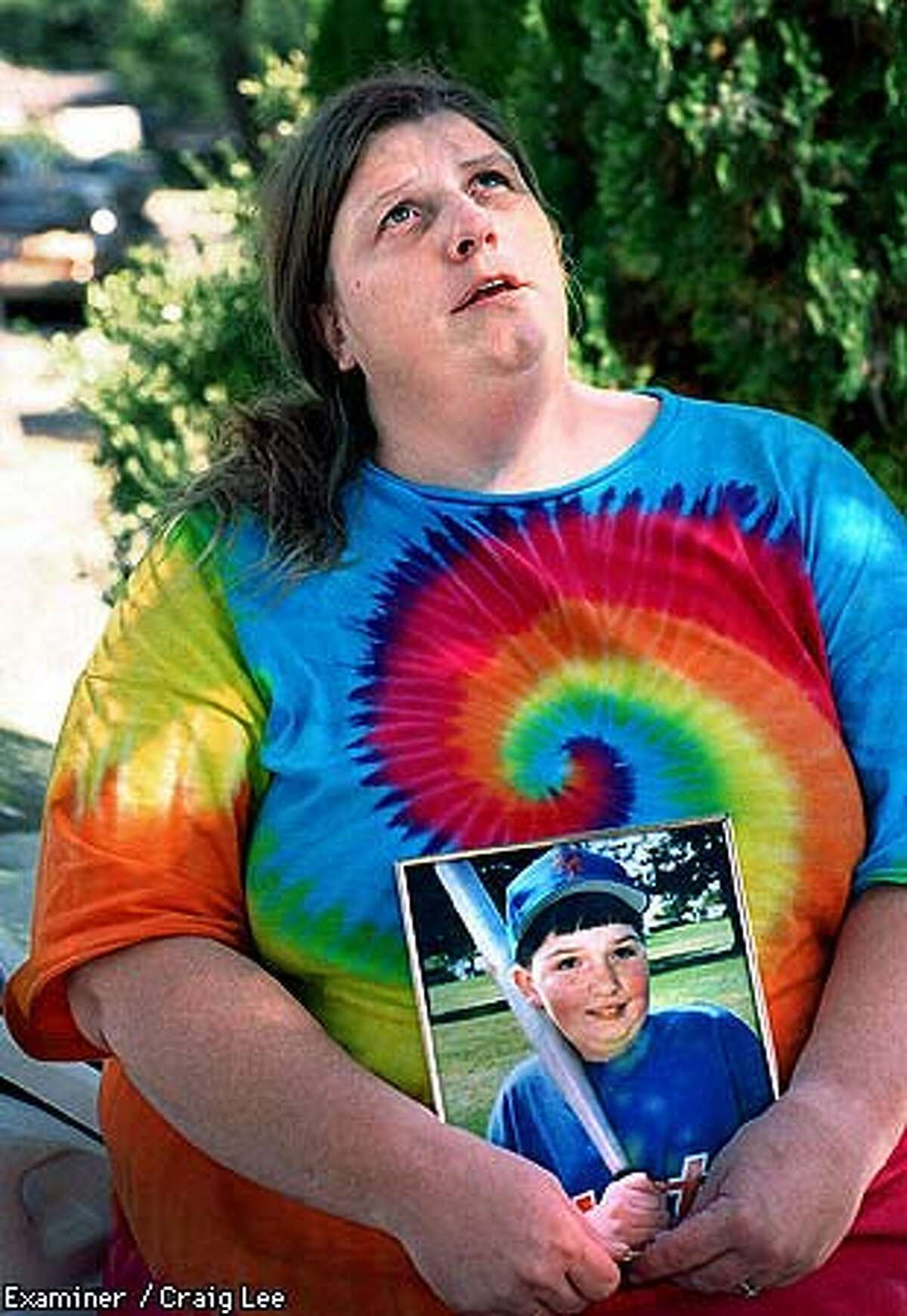 Tami Smurphat, the victim's mother. Examiner Photo by Craig Lee