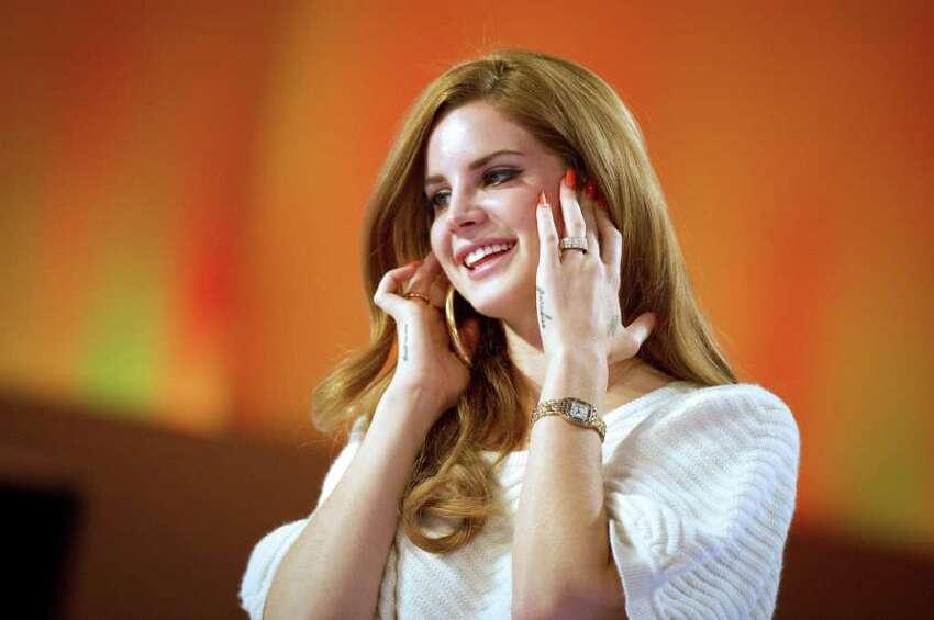 Singer Lana del Rey grew up in Lake Placid.
