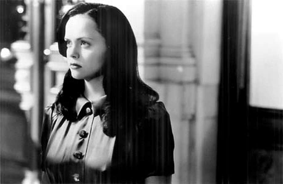 Christina Ricci plays a displaced Russian Jewish girl who winds up living in Paris in the late 1930s. Photo: CRIED25-C-24MAY01-DD-HO