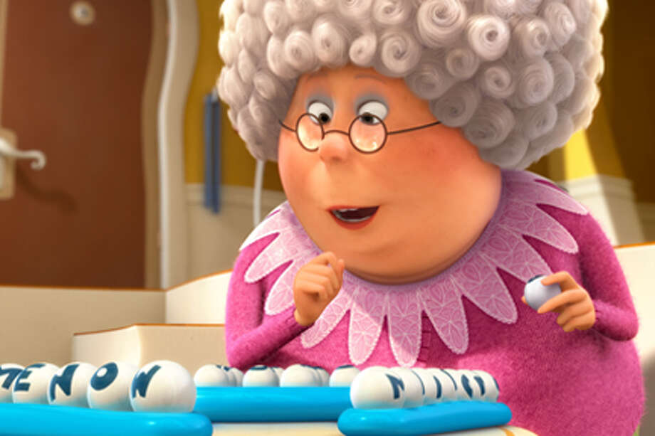 "Norma in ""Dr. Seuss' the Lorax."""