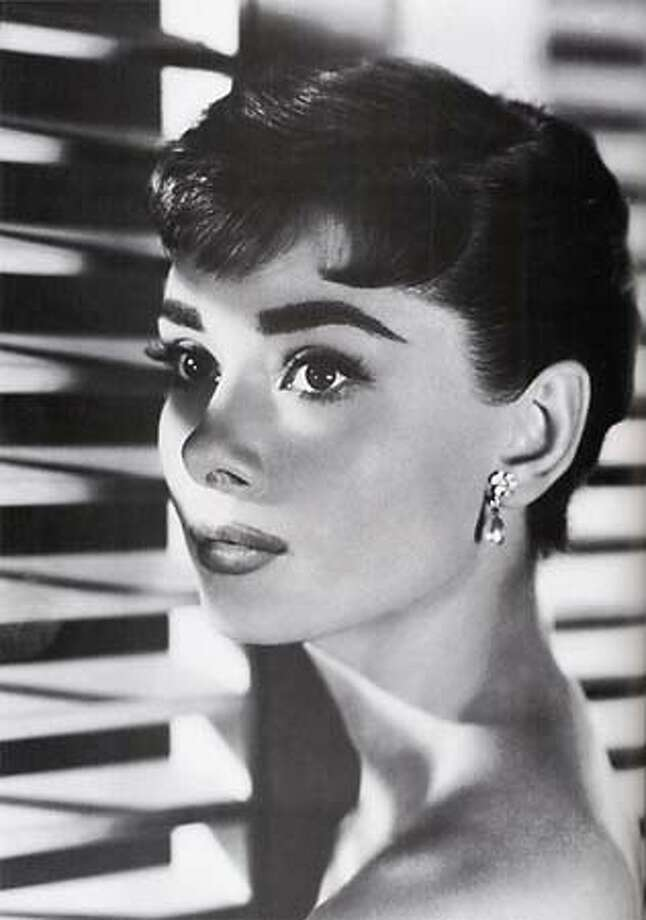 """A STAR IS BORN: Audrey Hepburn posed in her first Hollywood photo shoot in 1953. This is from Pamela Clarke Keogh's new book """"Audreystyle,"""" which includes about 100 images."""