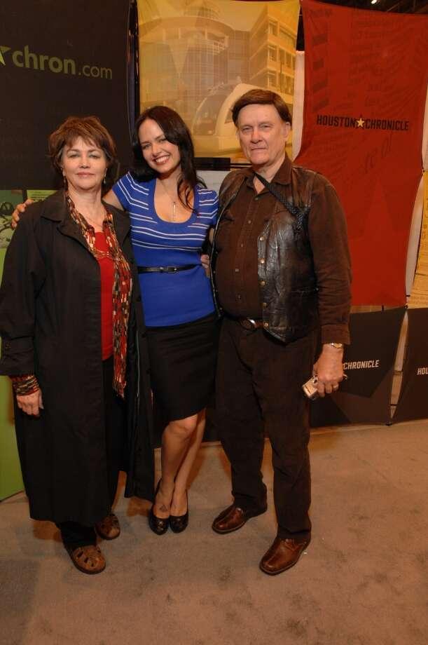 Heidi Van Horne - 2012 Houston Auto Show Photo: Jerry Powers