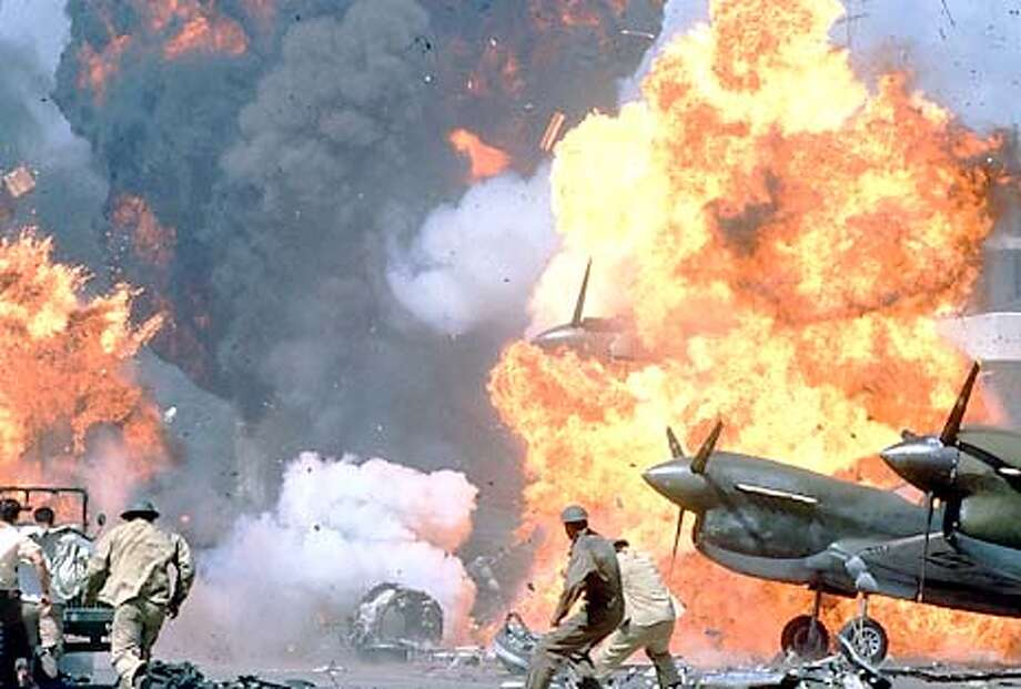"Still from the movie, ""Pearl Harbor."" Photo: HANDOUT"
