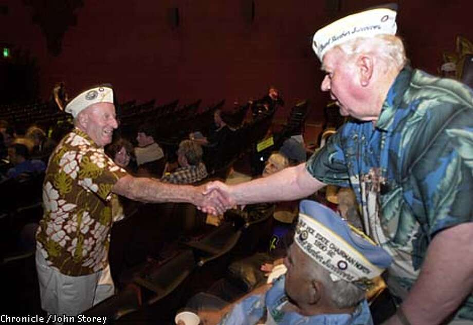 day of infamy pearl harbor report Pearl harbor survivors reflect, share vivid memories 75 years after 'day of infamy.